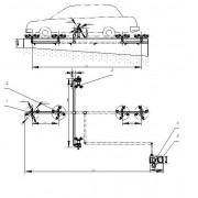 Проектирование СТО с разработкой участка уборочно-моечных работ