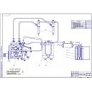Разработка топливной системы тракторного дизеля для работы на биотопливе