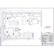 Разработка участка по ремонту гидроагрегатов