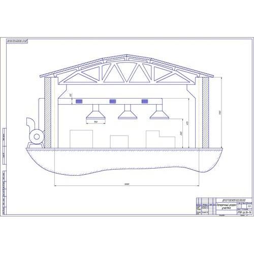 работа на тему Проектирование участка по ремонту тормозных  Дипломная работа на тему Проектирование участка по ремонту тормозных механизмов автомобилей МАЗ ЗиЛ КамАЗ