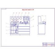 Проектирование станции по ремонту и техническому обслуживанию газобаллонной аппаратуры