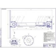 Реконструкция и модернизация моторного участка с разработкой стенда для холодной обкатки двигателей
