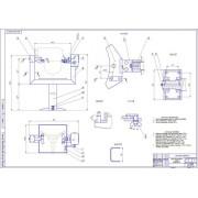 Реконструкция производственной технической базы с разработкой устройства для выпрессовки шкворня переднего моста КамАЗ-5320