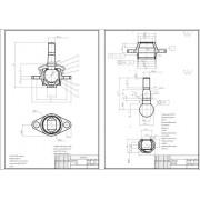 Проект городской СТО с разработкой приспособления для проверки зазоров пальца шарового шарнира технической стойки