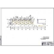 Проект комплексного автотранспортного предприятия на 250 автобусов с разработкой зоны текущего ремонта и кузнечно-рессорного участка