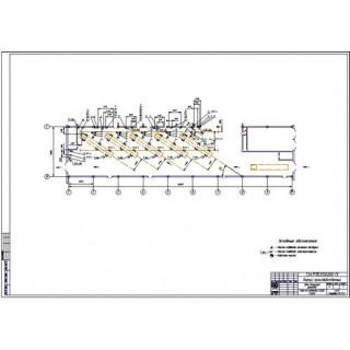 Дипломная работа на тему Проект комплексного автотранспортного предприятия на 250 автобусов с разработкой зоны текущего ремонта и кузнечно-рессорного участка