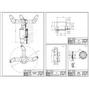 Проект СТО с разработкой участка автомойки