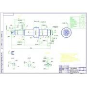Разработка автоматизированного участка (АУ) по обработке деталей типа Вал привода передних колес 66-40-1802110