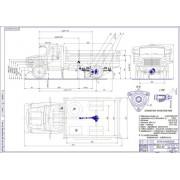 Разработка механизма блокировки межколёсного дифференциала на ГАЗ-3307