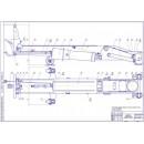 Реконструкция предприятия ТО автомобилей «Форд» на новой площадке с разработкой подкатного гидравлического подъемника