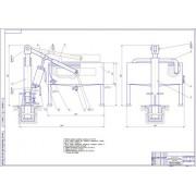 Проект организации труда медницко-радиаторного участка с разработкой стенда для испытания радиаторов и топливных баков