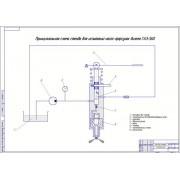 Проект участка по ремонту топливной аппаратуры на базе предприятия с разработкой стенда для испытания форсунок дизельных двигателей