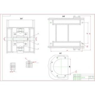 Дипломная работа на тему: Проект АТП на 200 автомобилей типа КамАЗ 6520 с разработкой участка ремонта агрегатов шасси и стенда для испытания компрессоров