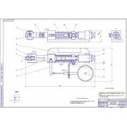 Проект отделения по капитальному ремонту топливной аппаратуры автотракторных двигателей