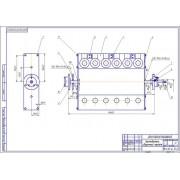 Проект реконструкции топливного участка дизельного цеха с разработкой приспособления для очистки корпусов форсунок
