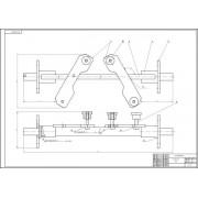 Проект станции технического обслуживания легковых автомобилей с разработкой стенда по ремонту двигателей