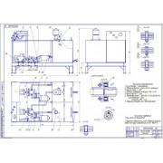 Проект технической эксплуатации МТП с разработкой стенда для промывки масляных каналов двигателей