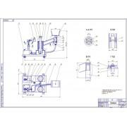 Совершенствование пункта ТО с разработкой устройства для монтажа и демонтажа агрегатов