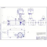 Конвертация дизельного двигателя ЯМЗ-238 для работы на сжатом газе