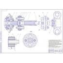 Модернизация трактора тягового класса 3 с разработкой гидродинамической трансмиссии
