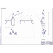 Разработка технологии восстановления деталей автотракторной техники с применением электромеханической обработки с разработкой электроконтактного устройства