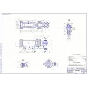 Разработка технологии восстановления деталей автотракторной техники с применением электромеханической обработки с разработкой телескопической державки