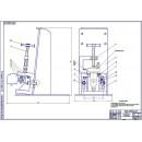 Реконструкция топливного участка цеха по ремонту двигателей с разработкой конструкции стенда для проверки ТНВД