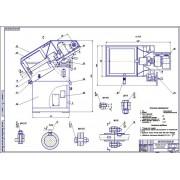 ТО и Р автотранспортных средств с разработкой установки для мойки мелких деталей