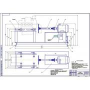 Проектирование отделения по ремонту двигателя с разработкой стенда дляобкатки двигателей КамАЗ–740