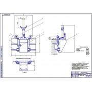 Реконструкция производственно-технической базы с разработкой устройства для вывешивания осей автомобиля грузоподъемностью до 5 т