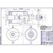 Техническое перевооружение электромеханического участка пассажирского АТП с разработкой съемника подшипников генератора