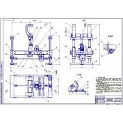 Организация технического сервиса спецавтомобилей с разработкой стенда тормозных тяговых качеств СТС-10