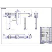 Проект шиномонтажного участка с разработкой съёмника для выпрессовки подшипников