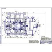 Анализ производственно-хозяйственной деятельности с разработкой устройства для пневмомеханической очистки колес