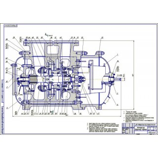 """Дипломная работа на тему: """"Анализ производственно-хозяйственной деятельности с разработкой устройства для пневмомеханической очистки колес"""""""