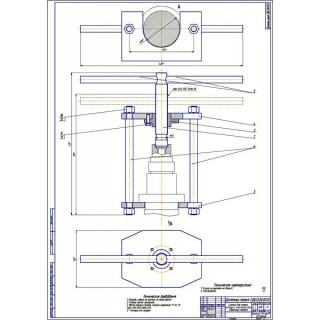 Дипломная работа на тему: Проект реконструкции центральной ремонтной мастерской с разработкой технологии восстановления кулачкового вала топливного насоса