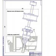 Восстановление головки блока ЗиЛ с разработкой съемника клапанов
