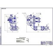 Восстановление шлицевых валов с разработкой технологии восстановления вала промежуточного трактора Т-150
