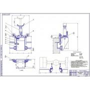 Разработка приспособления для подъема грузовых автомобилей до 10 тонн