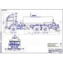 Модернизация автогудронатора ДС-142 Б