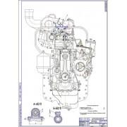 Модернизация двигателя КамАЗ-740 с разработкой устройства для очистки и обработки топлива