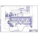 Модернизация двигателя ЯМЗ-238