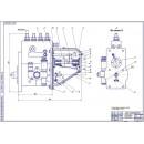 Модернизация дизеля Д-240 с разработкой электронно-управляемой топливоподающей системы
