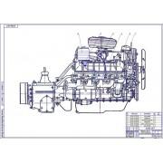 Модернизация системы топливоподачи двигателя ЗМЗ-511