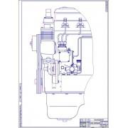 Модернизация топливоподающей системы двигателя Д-245