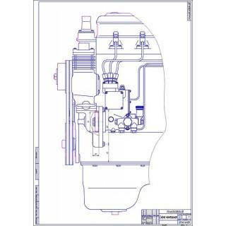 Дипломная работа на тему: Модернизация топливоподающей системы двигателя Д-245