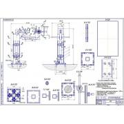 Реконструкция агрегатного участка - Стенд для ремонта КПП