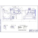 Реконструкция моторного участка - Стенд для ремонта агрегатов