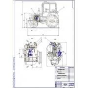 Проект модернизации системы питания двигателя Д-21 путем установки системы Сommon Rail