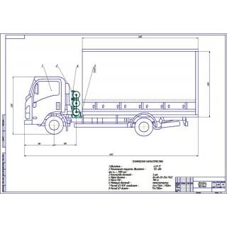 Дипломная работа на тему: Проект модернизации системы питания автомобиля Isuzu ELF 3,5 для работы на КПГ